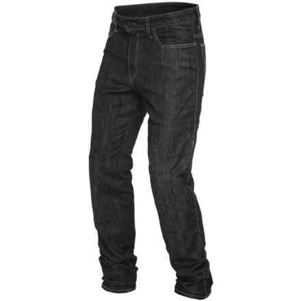 Pantaloni Denim Slim Tex Black Dainese