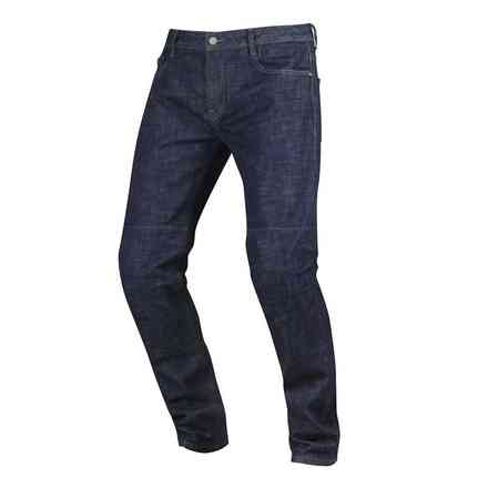 Pantaloni Double Bass Denim with Kevlar Medium Wash Alpinestars