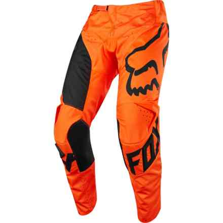 Pantaloni Fox  Cross 180 Mastar Arancione Fox