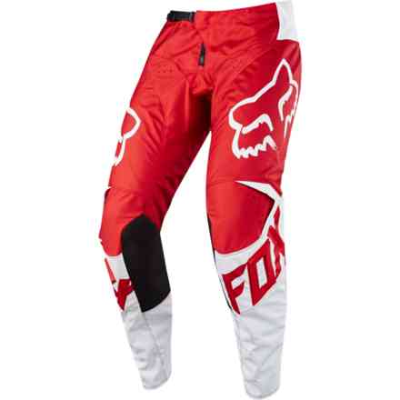Pantaloni Fox Cross 180 Race Rosso Fox