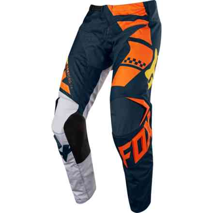 Pantaloni Fox Cross 180 Sayak Arancione Fox