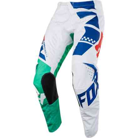 Pantaloni Fox Cross 180 Sayak Verde Fox