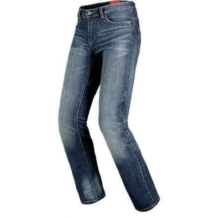 Pantaloni J-Tracker Blue Used Medium Spidi