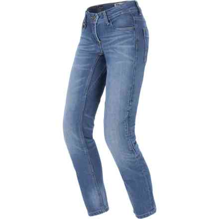 Pantaloni J-Tracker Donna Blu Used Spidi