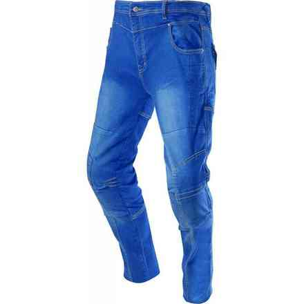 Pantaloni Jungle Blu Axo