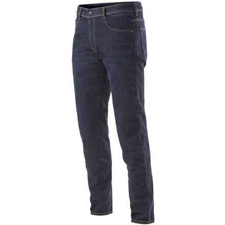 Pantaloni Radium Denim Rinse Plus Blu Alpinestars