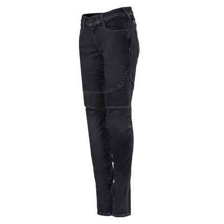 Pantaloni Stella Callie Denim Nero Waxed Alpinestars