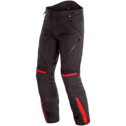 Pantaloni Tempest 2 D-Dry nero rosso Dainese