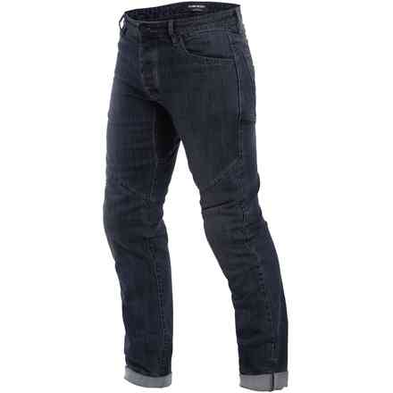 Pantaloni Tivoli regular dark denim Dainese