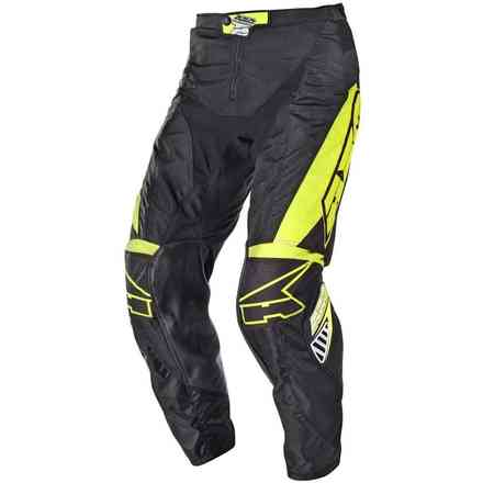 Pantaloni Trans-Am Black/Yellow Axo
