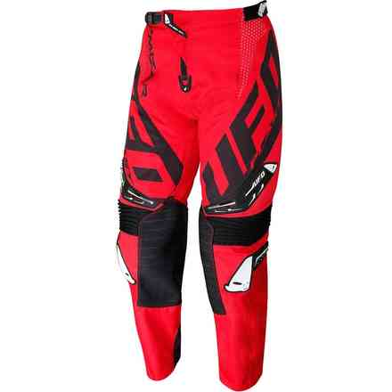 Pants Cross Mizar child Red Ufo