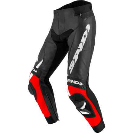 Pants Rr Pro 2 Black Red Spidi