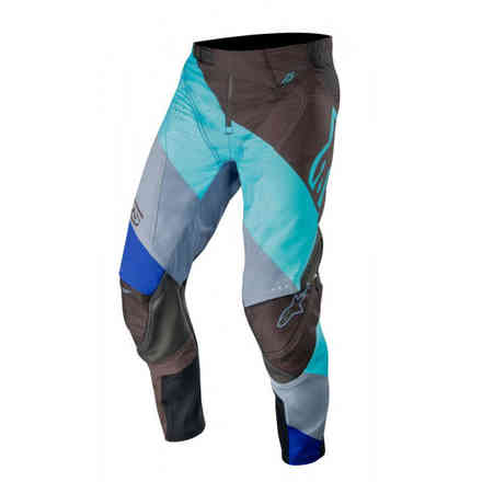 Pants Techstar Venom Black Turquoise Blue Alpinestars