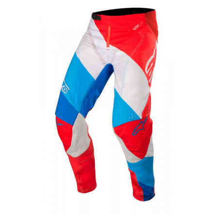 Pants Techstar Venom Red White Blue Alpinestars