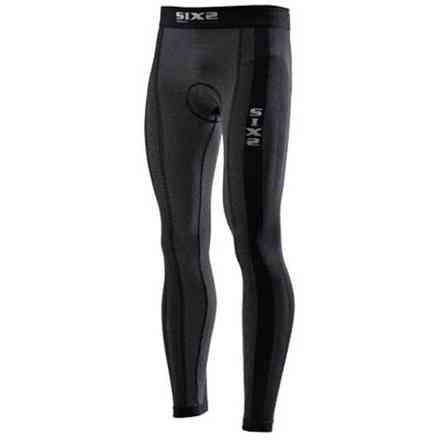 Pants with pad Pn2l Carbon Sixs