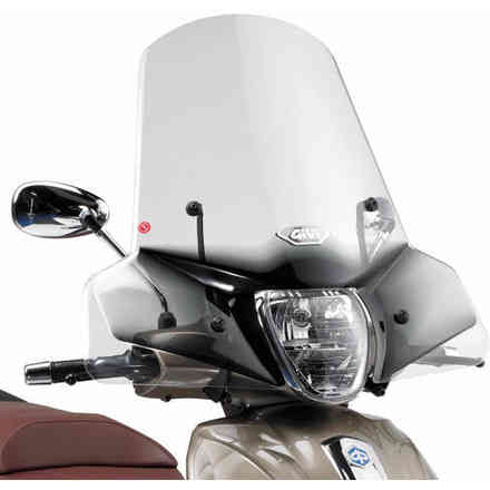 Parabrezza Beverly 125ie-300ie (10 > 17) / Beverly 350 Sport Touring (12 > 17) Givi