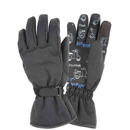 Password Kid Ce gloves Tucano urbano