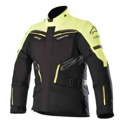Patron Gore-tex jacket yellow fluo black Alpinestars