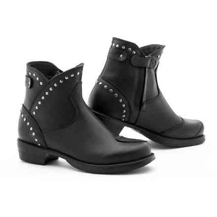 Pearl Rock Wp Black shoes Stylmartin