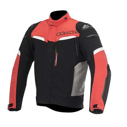 Pikes Drystar Jacket black-red Alpinestars