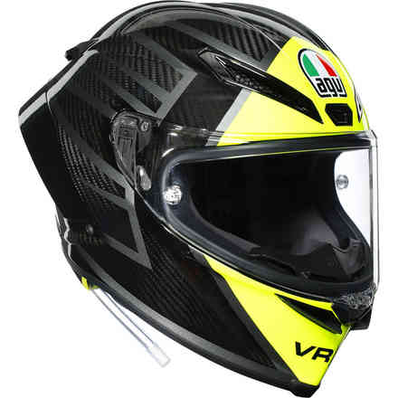 Pista GP Rr Agv Ece-Dot Top Essenza Helm Agv