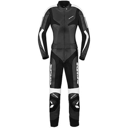 Poison Woman Suit black-anthracite Spidi