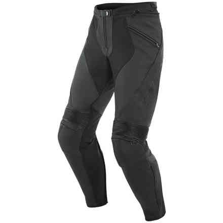 Pony 3 Black Perforated Pants Dainese