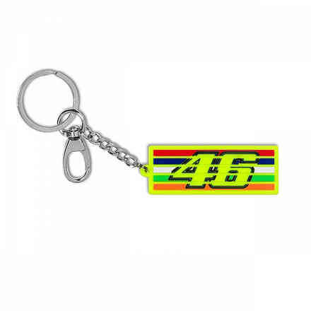 Portachiavi Stripes Multicolor VR46
