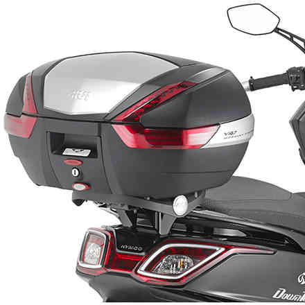 Portapacchi Downtown ABS 125i / 350i (15 > 18) Givi
