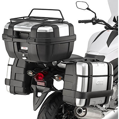 Portavalige Laterale Tubolare NC700S (12 > 13) / NC750S / NC750S DCT (14) Givi