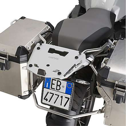 Portavaligia specifico in alluminio Bmw  R 1200 GS Adventure Givi