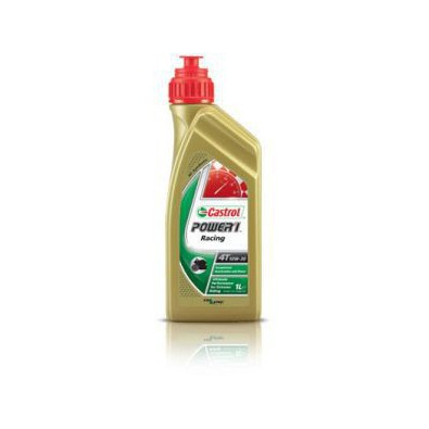 Power 1 Racing 10w - 40 Confezione Da 12 Lt Castrol