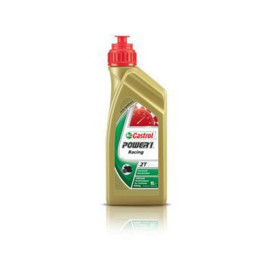 Power 1 Racing 2t Confezione Da 12 Lt Castrol
