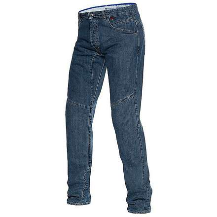Prattville Regular denim Pants Dainese