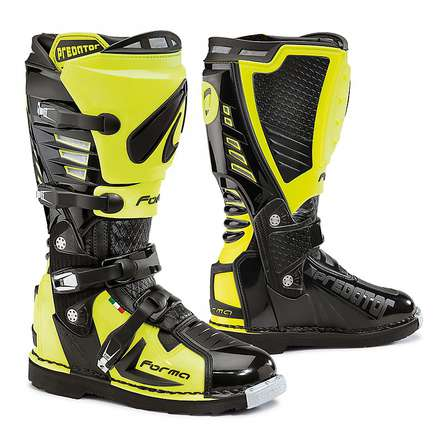 Predator Boots black-yellow fluo Forma