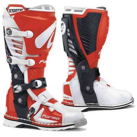 Predator boots White red Forma
