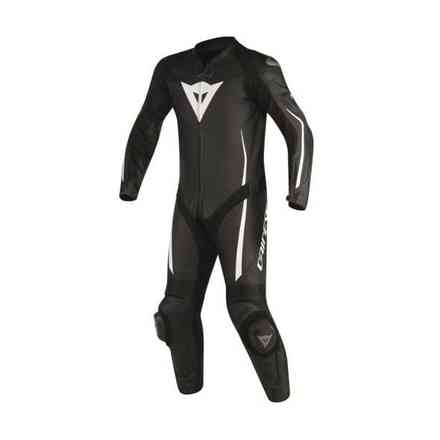 Professional leather en cuir suit Assen perforated Dainese