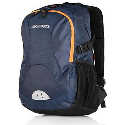 Profile 20 lt lt blue-orange Backpack  Acerbis