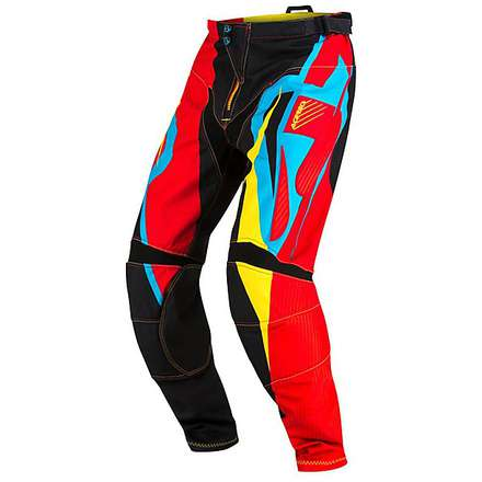 Profile red-black pants Acerbis