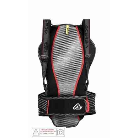 Proteaione back Soft 2.0 Acerbis