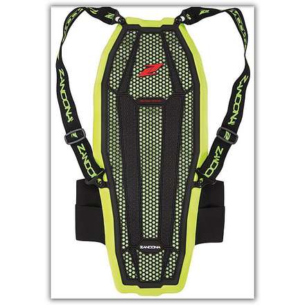 Protection Esatech Backs Pro X8 High Visibility(178-187 cm) Zandonà