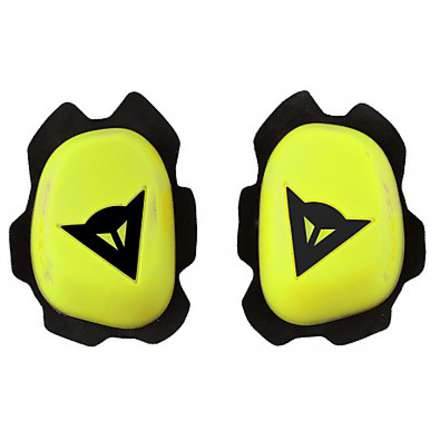 protection Knee Slider yellow-black Dainese