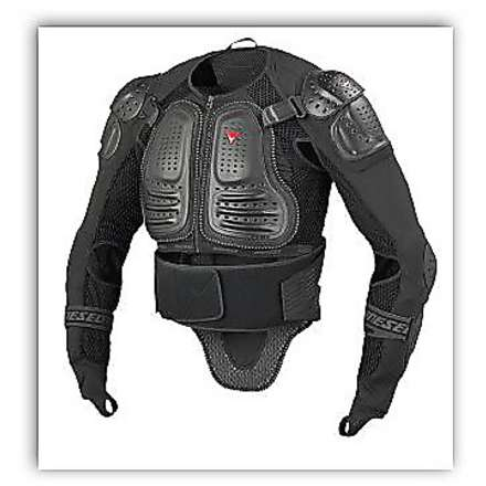 Protection Light Wave D1 2 Black Dainese