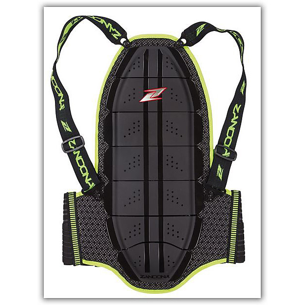 Protection Shield Evo X7 Hi Visibility (168-177 cm)) Zandonà