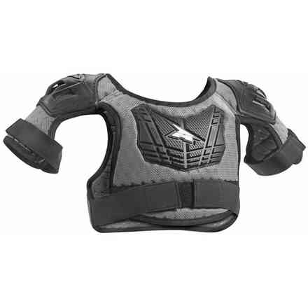 Protective Blade Safety Roost Guard Grey Axo