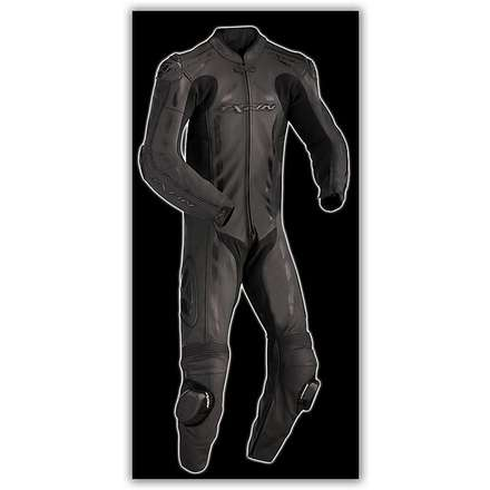 Pulsar Air  Professional absolute black Suit Ixon