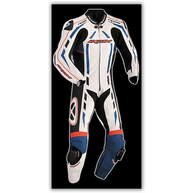 Pulsar Air  Professional Blue / Fluo Red / White / Black Suit Ixon