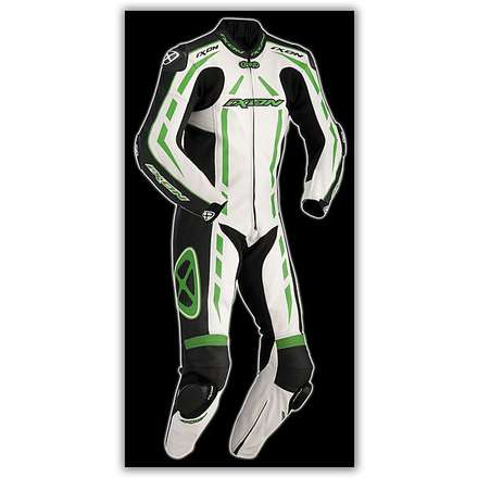 Pulsar Air  Professional Green / White / Black Suit Ixon