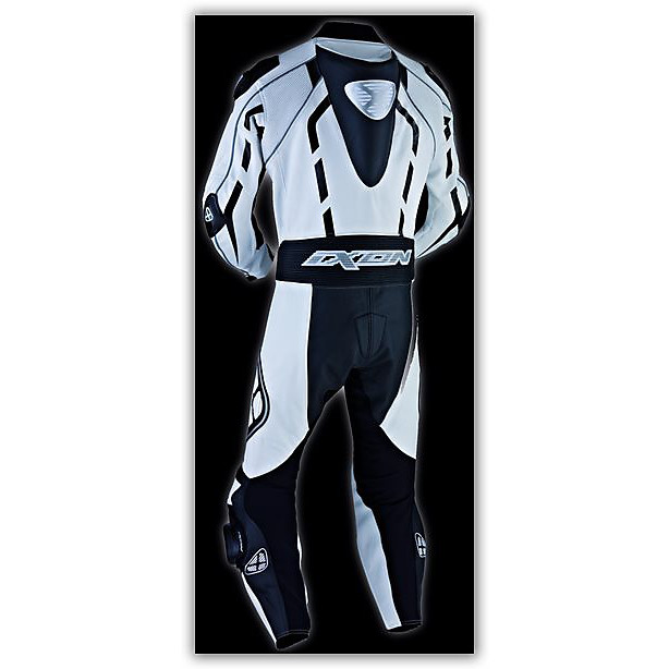Pulsar Air  Professional White / Black / Silver Suit Ixon