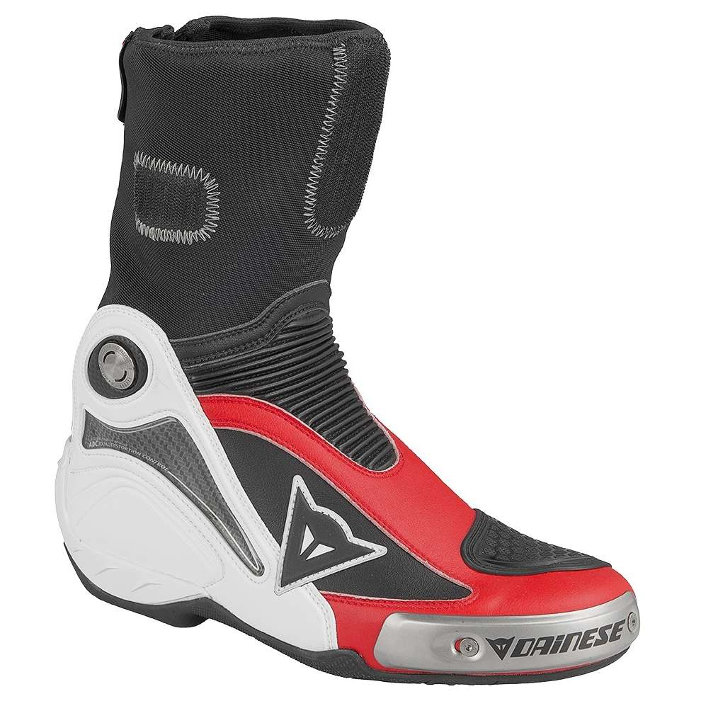 R Axial Pro In Boots black-red Dainese